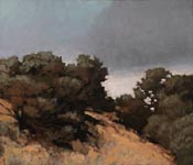 Marc Bohne Oil Landscape Painting - Southwest