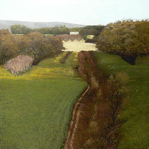 Modern Landscape Paintings Artists