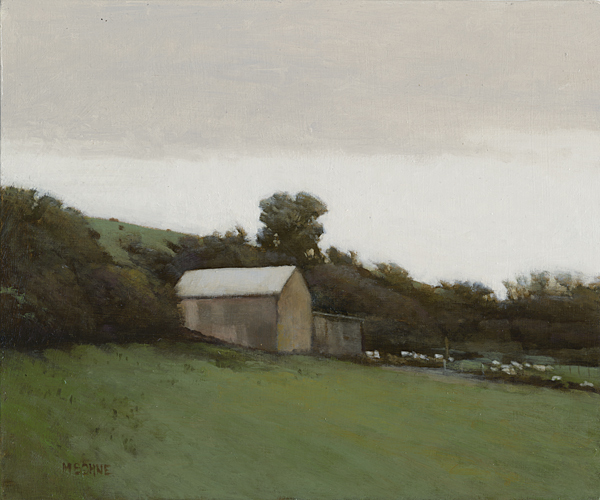 Marc Bohne Oil Landscape Painting